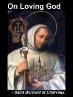 St Bernard of Clairveaux