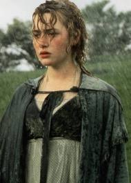 Marianne crying in the rain