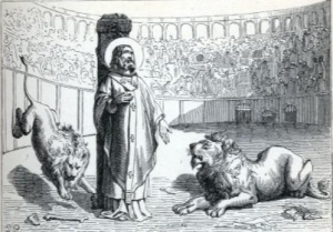 St. Ignatius of Antioch, Martyr of the Catholic Church