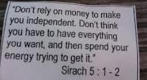 Sirach 5