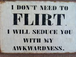 FlirtAwkwarkness