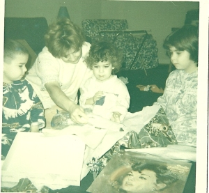Christmas Morning 1966
