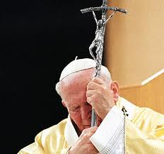JPII Suffering Photo