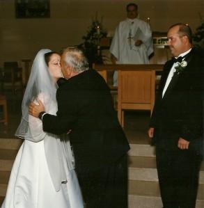 Dad on my Wedding day0001